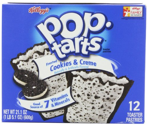 pop-tarts-frosted-cookies-cream-211-ounce-pack-of-6