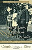 img - for Extraordinary, Ordinary People: A Memoir of Family book / textbook / text book