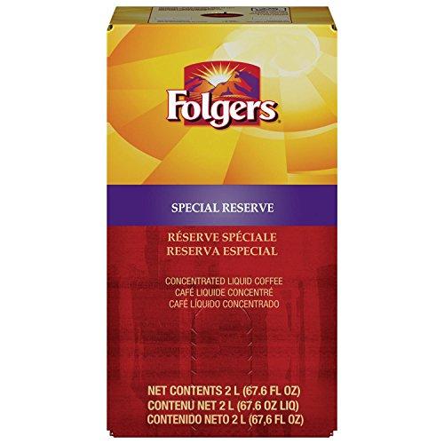 Folgers Liquid Coffee - Special Reserve 1 box/2 L
