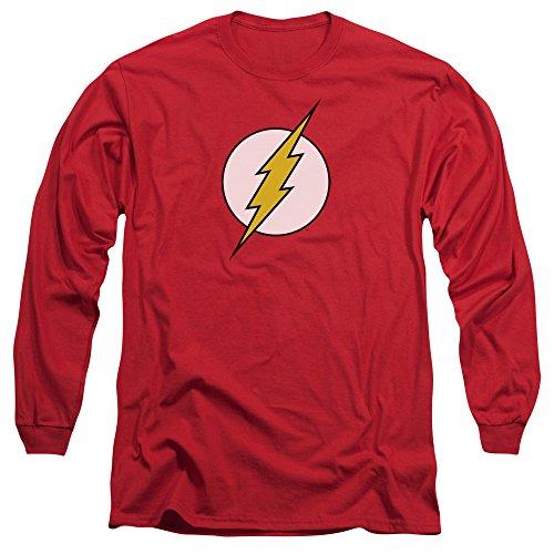 DC Comics Flash Sleeve T Shirt product image
