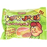 Original Sour Jacks .9 Ounce Packs (Pack of 24)