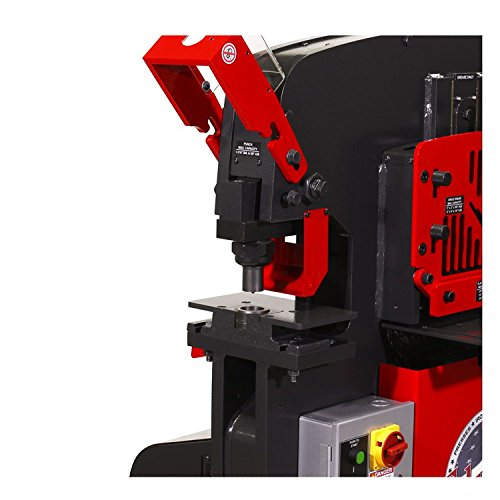 Edwards AC1027 Oversize Punch Assembly 25T Ironworkers by Edwards