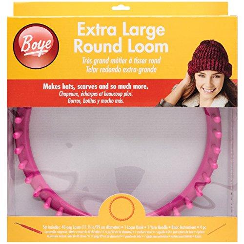 Boye Round Loom, X-Large (Large Loom Round)