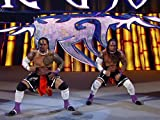 WWE Tag Team Championship Match The Usos vs. Goldust and Stardust