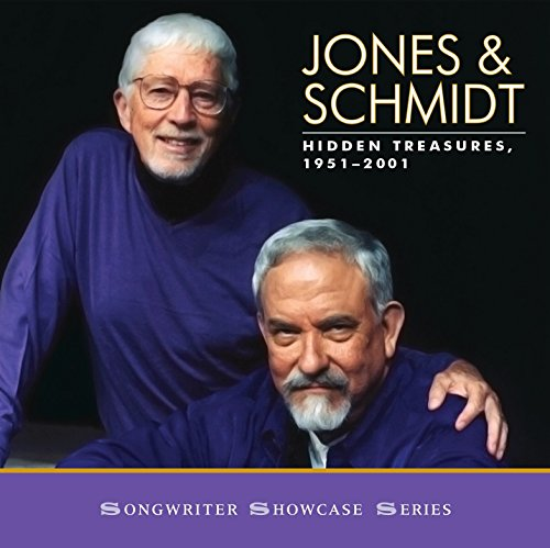 Jones & Schmidt: Hidden Treasures, 1951-2001 ()