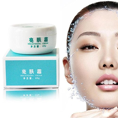 Control Solution Pigment (Facial Cream,Enjocho 40g Face Skin Care Pigment Freckles Pregnancy Acne Spot Remove Cream Whitening (White))