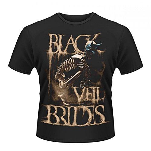 Black Veil Brides  Herren T-Shirt  Gr. M, schwarz