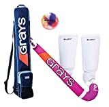 Grays/Cranbarry Combi Youth Field Hockey Package - 30J