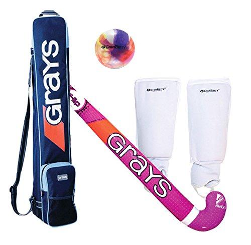 Grays/Cranbarry Combi Youth Field Hockey Package - 28J -