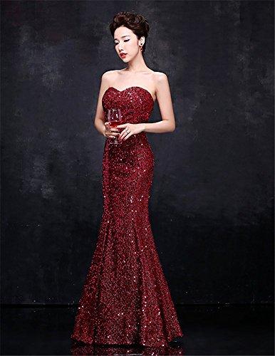 Schlauch Drasawee Damen Kleid Rot Damen Drasawee Schlauch I7Ix8nP