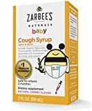 Best Cough Syrups - Zarbee's Naturals Baby Cough Syrup, Natural Cherry Flavor Review