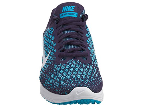 Sequent 2 Raisin Mens Shoes Air Max Running Nike Dark White aUWSEtwx