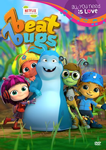 The Beat Bugs - The Beat Bugs Season 1, Vol. 3 - All You Need Is Love (DVD)