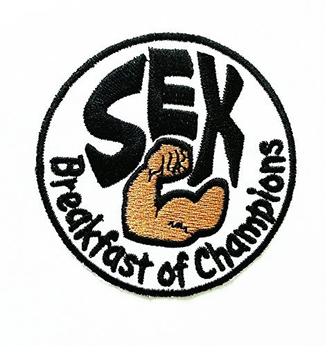 SEX Breakfast of Champions F1 James Hunt Racing Patch for sale  Delivered anywhere in USA