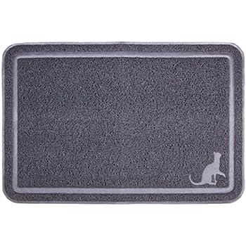 Amazon Com Easyology Premium Cat Litter Mat Xl Super