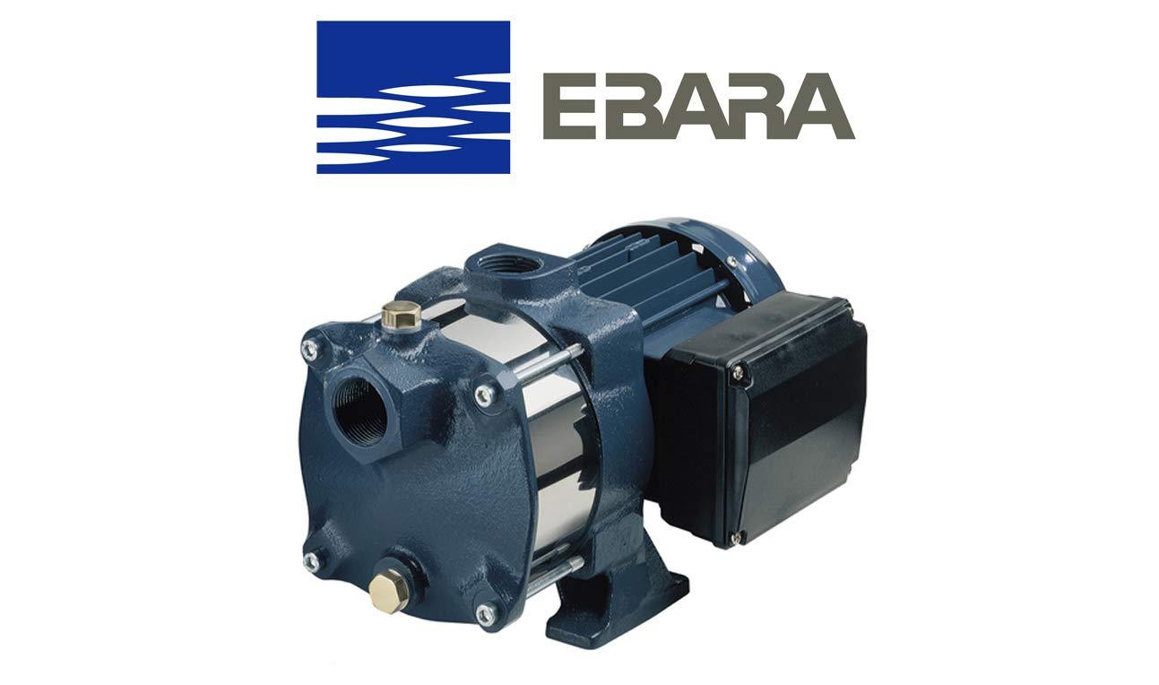 ebara Bomba multietapa monof/ásico Compact BM//12/