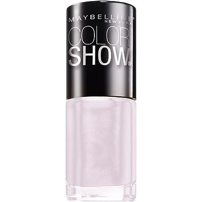 Maybelline New York - Color Show, Esmalte de Uñas Secado Rápido, Tono: 070 Ballerina