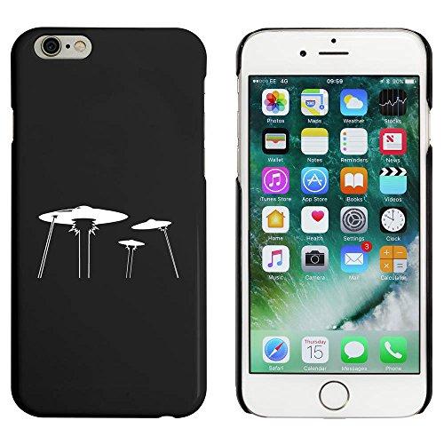 Schwarz 'Ausländer Invasion' Hülle für iPhone 6 u. 6s (MC00032921)
