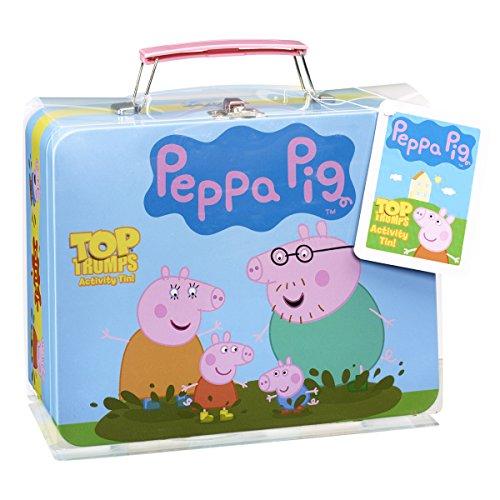 Top Trumps Peppa Pig Activity Tin Game