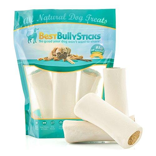 Best Bully Sticks Superfood Stuffed Dog Bones 5-6 Variety Pack (3 Pack) Acai Blend, Blueberry & Cranberry Blend, Sweet Potato & Carrot & Pumpkin Blend