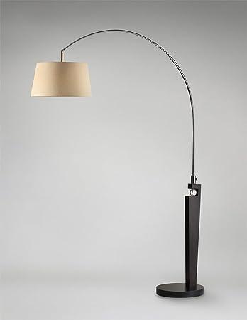 Nova Lighting 2110389 Islington Arc Lamp