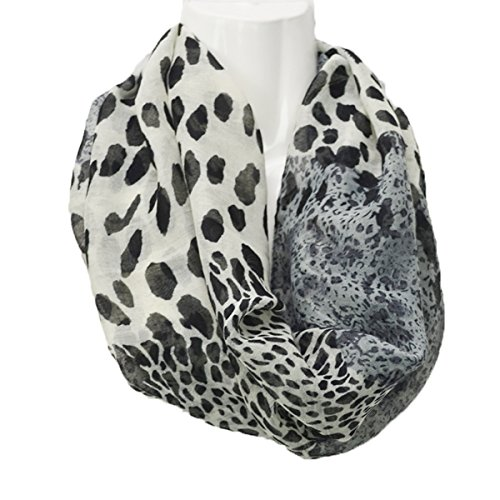 New Leopard Fashion Seasons Infinity Scarf More Design - Scarf Womens New