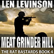 Meat Grinder Hill: The Rat Bastards, Book 4 | Len Levinson