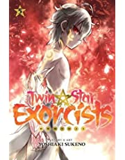 Twin Star Exorcists Volume 5