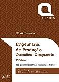 capa de Engenharia de Produção. Cesgranrio - Série Questões
