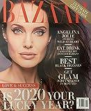 Harper s Bazaar Magazine (December 2019/January 2020) Angelina Jolie cover