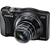 Fujifilm FinePix F800EXR Camera - Black (16MP, 20x Optical Zoom) 3 inch LCD