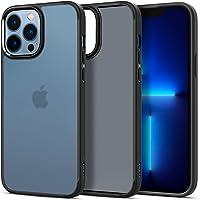Spigen Ultra Hybrid Matte Fodral Kompatibel med iPhone 13 Pro Max -Frost Black