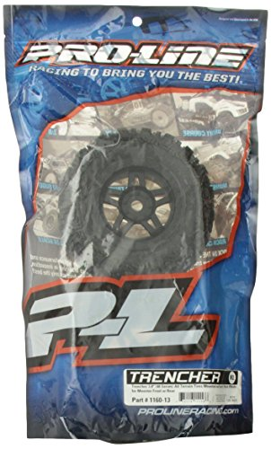 Mt Monster Tires Truck (Pro-Line Racing 1160-13 Trencher 3.8