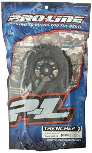 Mt Tires Truck Monster (Pro-Line Racing 1160-13 Trencher 3.8