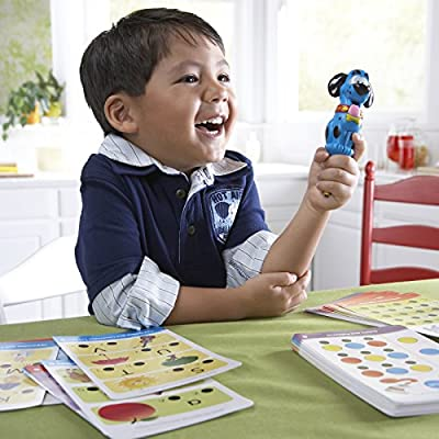 Educational Insights Hot Dots Jr. Getting Ready For School Set, Includes Hot Dots Pen, PreK & K Readiness: Toys & Games