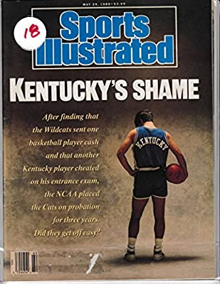 1989 Sports Illustrated Kentucky Wildcats Scandal 15