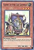 Yu-Gi-Oh! - Elder of the Six Samurai (SAAS-EN001) - samurai assault - Limited Edition - Super Rare