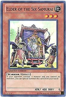 Amazon.com: Yu-Gi-Oh! - Ninja Grandmaster Sasuke (SOD-EN019 ...