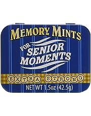 Memory Mints for Senior Moments Fun Gag Tin by Boston America