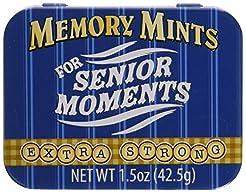 Memory Mints for Senior Moments Fun Gag ...