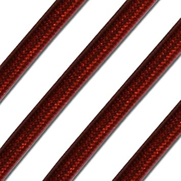 Red Techna-Fit Stainless Steel Brake Line Kit for Chevy COR-1200RD