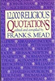 img - for 12,000 Religious Quotations book / textbook / text book