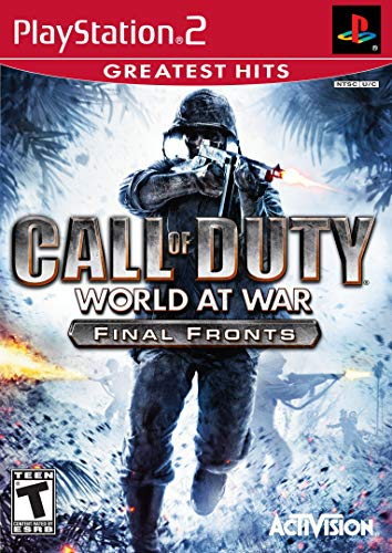 Call of Duty: World at War Greatest Hits Final Fronts - PlayStation 2 (Certified Refurbished)