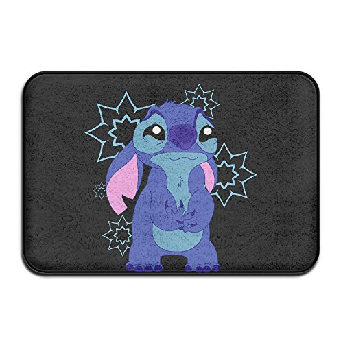 [UFBDJF20 L & Stitch Animated Science Fiction Comedy-drama Film Non-slip Doormat] (Ny Costumes Rental)