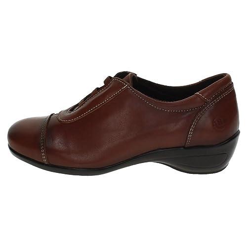 48 HORAS 721303/12 Mocasines Piel 48 HR Mujer Zapatos MOCASÍN: Amazon.es: Zapatos y complementos