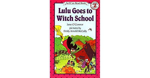 Amazon.com: Lulu Goes to Witch School (I Can Read Level 2 ...
