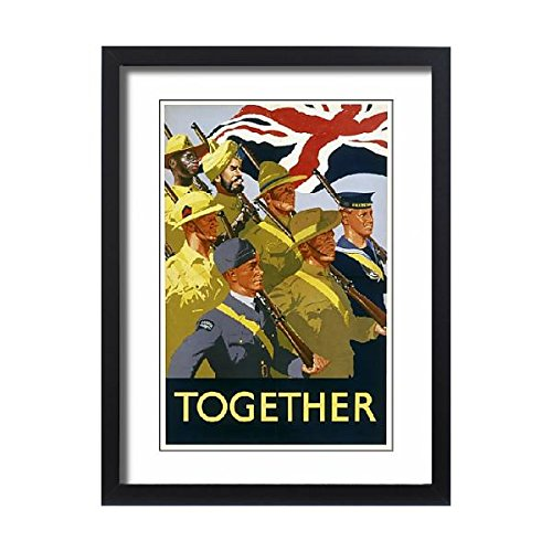 Framed 24x18 Print of Together Poster (1378028)