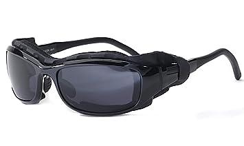 39bbd4f9e Bloc Chameleon X400 Shiny Black S11 Cat 3. Smoke Lens