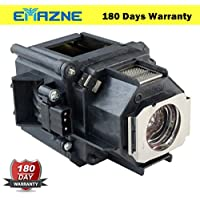Emazne ELPLP46/V13H010L46 Projector Replacement Compatible Lamp With Housing For Epson EB G5000 Epson EB G5200 Epson EB G5200W Epson EB G5300 Epson EB G5350 Epson G5200WNL Epson G5350NL