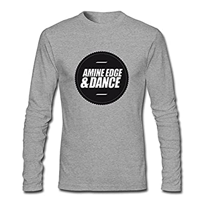 NYCQL Men's COACHELLA MUSIC FESTIVAL 2016 AMINE EDGE DANCE Long Sleeves T-Shirt